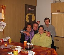 Impressionen der Familientafel_1